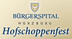 Hofschoppenfest Bürgerspital Logo