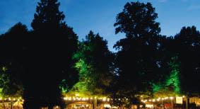 Hofgarten Weinfest Würzburg Nacht