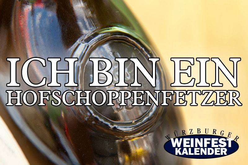 Bürgerspital Hofschoppenfest