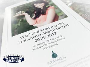 Wahl Weinkönigin