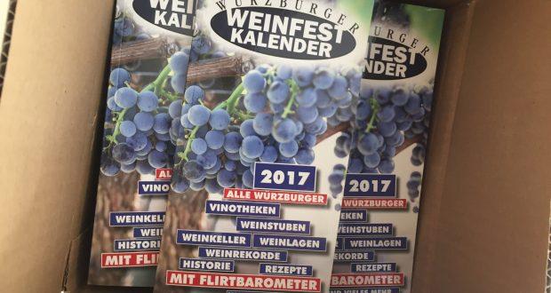 Würzburger Weinfeste 2017